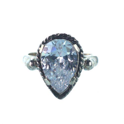 Ασημένιο 925 δαχτυλίδι