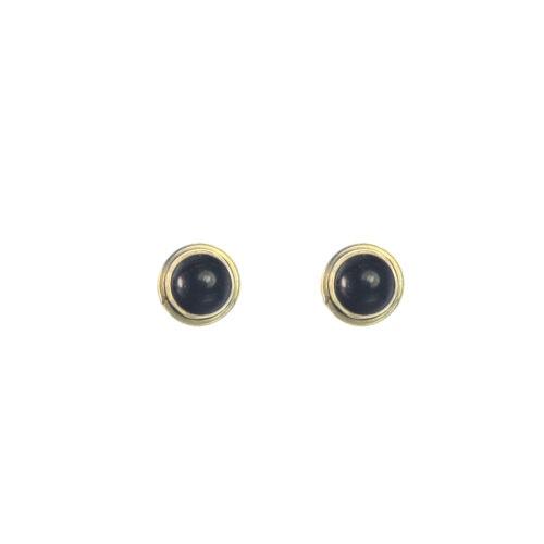 Ασημένια 925 καρφωτά σκουλαρίκια με όνυχα