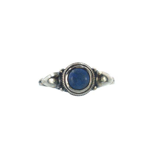 Ασημένιο 925 δαχτυλίδι με καλχηδόνια