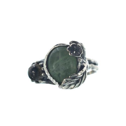 Ασημένιο 925 χειροποίητο δαχτυλίδι με αχάτη
