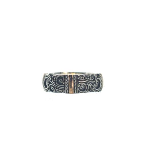 Ασημένιο 925 χειροποίητο δαχτυλίδι